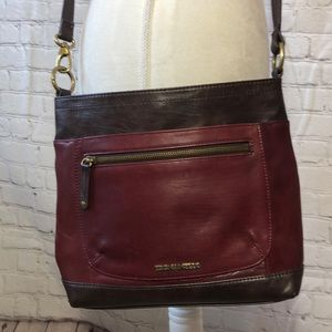 Tignanello Leather Shoulder Bag Crossbody